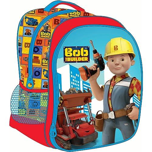 Giovas 349–40054Bob the Builder Sac à dos, Multicolore