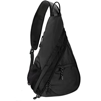 Unigear Sling Bag Pack, Chest Shoulder Crossbody Hiking Backpack ...