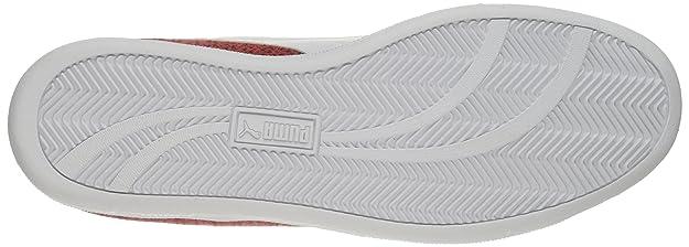 Chaussures De Basket Homme Badge Mode Classique, Blanc-bleu Pumas Vrai, 6 M Nous
