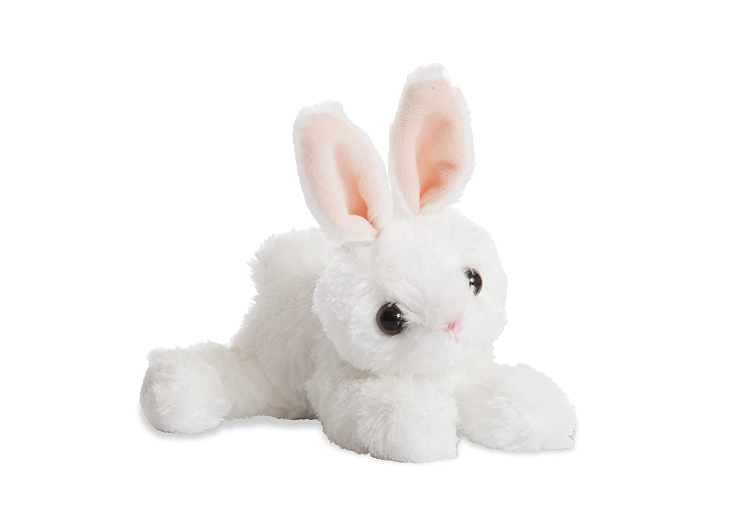 Small Toy Rabbits : Aurora world mini flopsie bunny plush toy white ebay