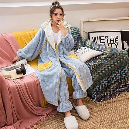 Bayrick Pijamas Mujer Invierno Enteros,Pijama Mujer otoño e ...