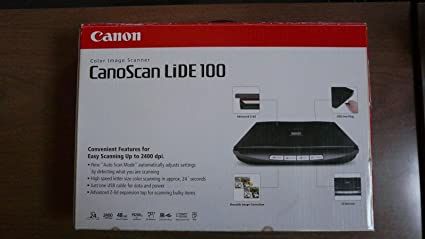 CANON LIDE100 COLOR IMAGE SCANNER DRIVER FREE