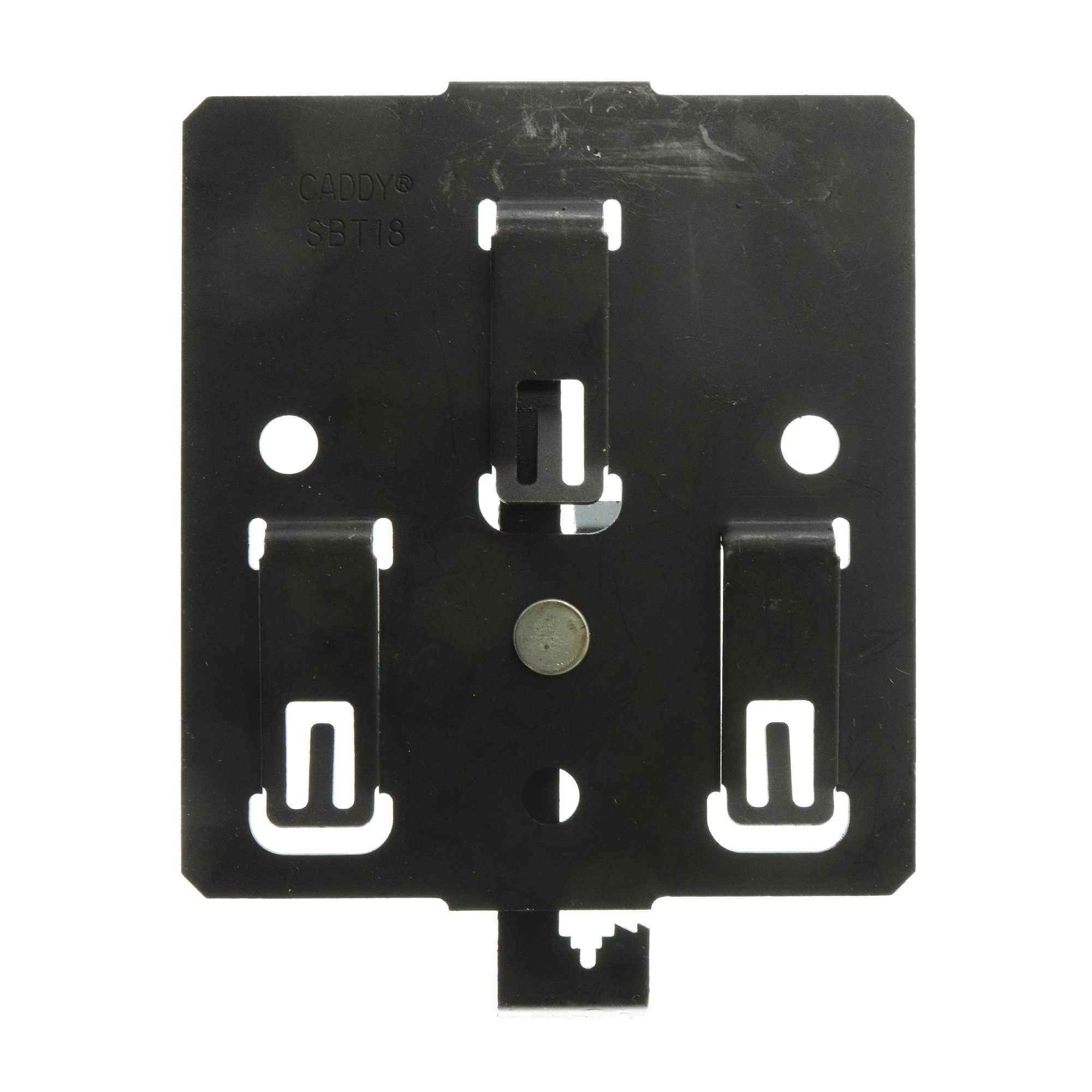 Caddy Erico SBT184Z34 SBT-Z Conduit Mounting Plate, 12-1/4-Inch Wire, (50-Pack)