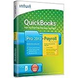 QuickBooks Pro 2013 + Payroll: RTI Ready - 1 Year Subscription, 1 User (PC)