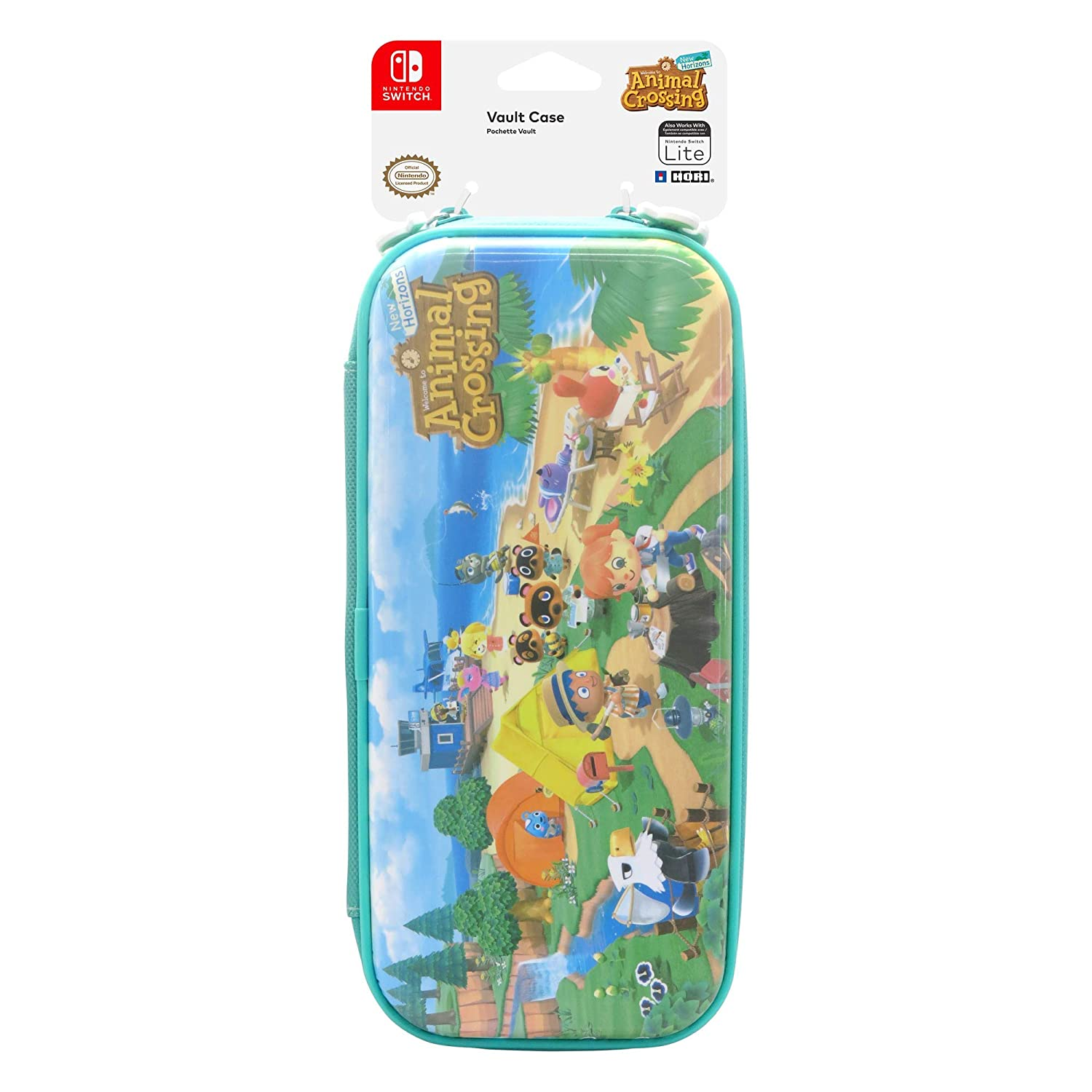 Amazon Com Nintendo Switch Premium Vault Case Animal Crossing