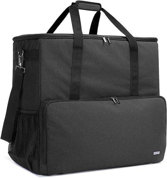 Curmio Desktop Computer Travel Bag