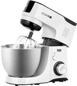 Teesa 4 in 1 Robot de cocina multifunción Easy Cool Evo 4 en 1, blanco/negro: Amazon.es: Hogar