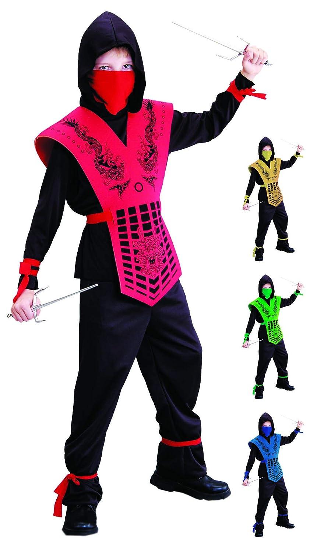 Foxxeo - Disfraz infantil (10218)