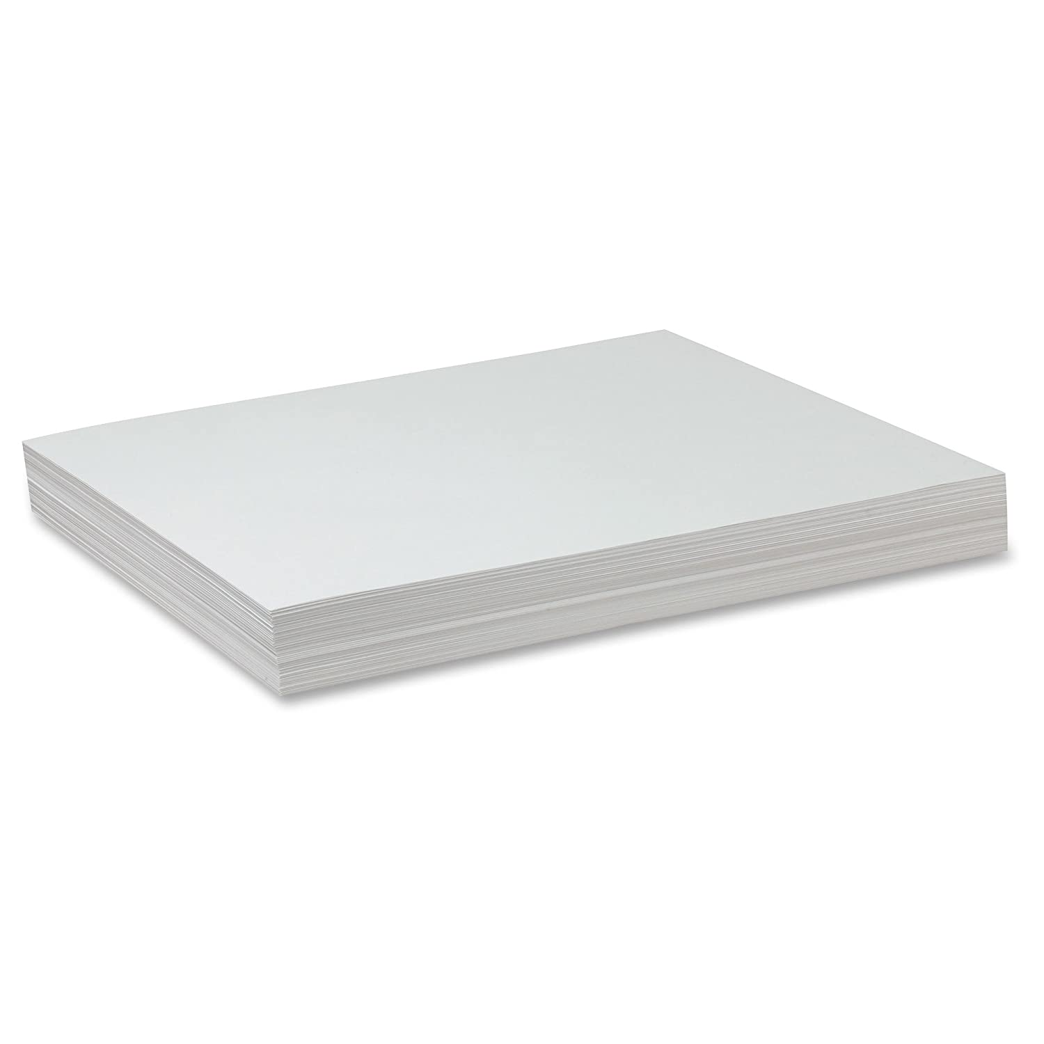Amazoncom Pacon White Drawing Paper Standard Weight 18 X 24