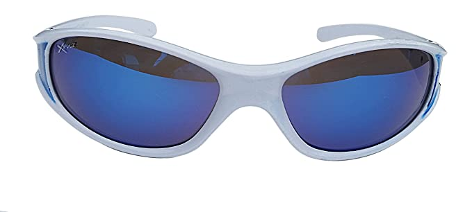 f3d44d60a9ea Amazon.com  Xsportz Sport White with Blue Inset