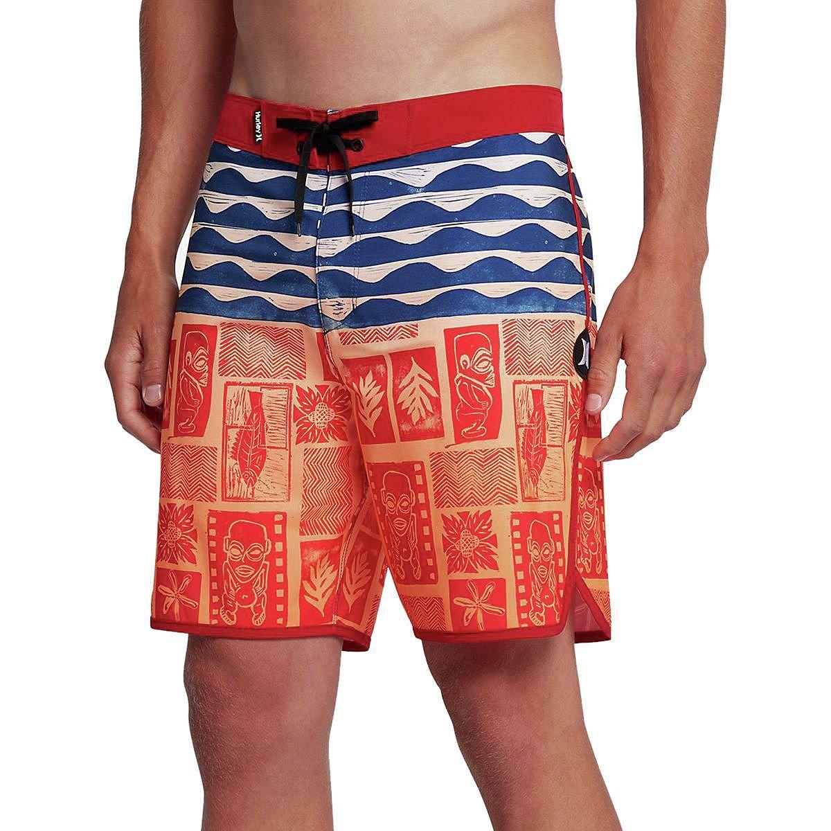 Hurley MBS0008140 Mens Phantom Tahiti Boardshorts
