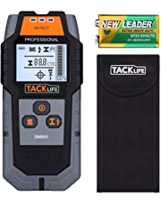 Dispositivo de localización tacklife dms03 Detector de metales pared Scanner Detector Stud Finder línea Visor para