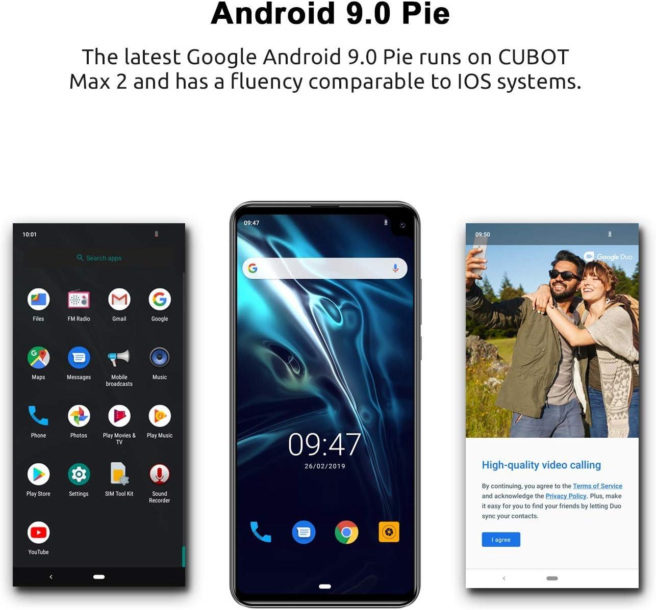 CUBOT MAX 2: Amazon.es: Electrónica