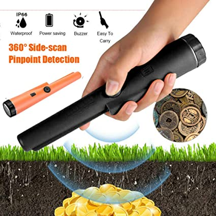 Professtional Metal Detector Hand Held Underground