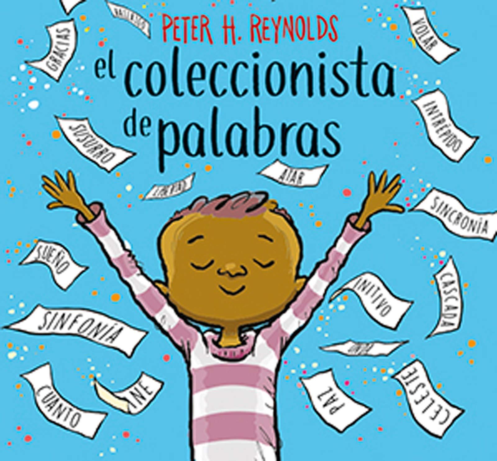 El coleccionista de palabras (COFRE ENCANTADO): Amazon.es: PETER H.  REYNOLDS, Gemma Rovira Ortega: Libros