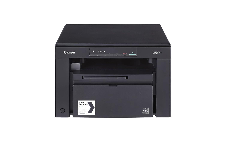 Canon i-Sensys MF3010 Stampante Laser Multifunzione Monocromatica, colore: Nero 5252B004