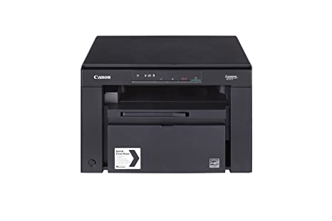 Impresora láser multifunción monocromo Canon i-Sensys MF3010 negra