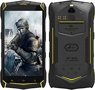 Jesy J9s 4G LTE Teléfono Móvil Android 7.0 Octa-Core 5.5 Pulgadas ...