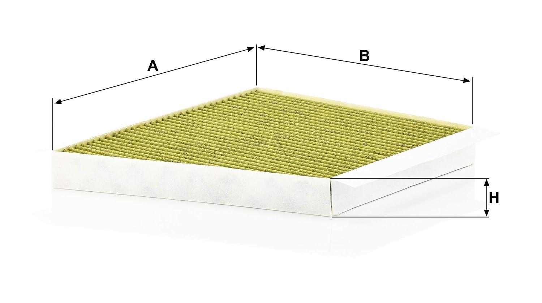 Mann Filter Mann FP 3172 Heating