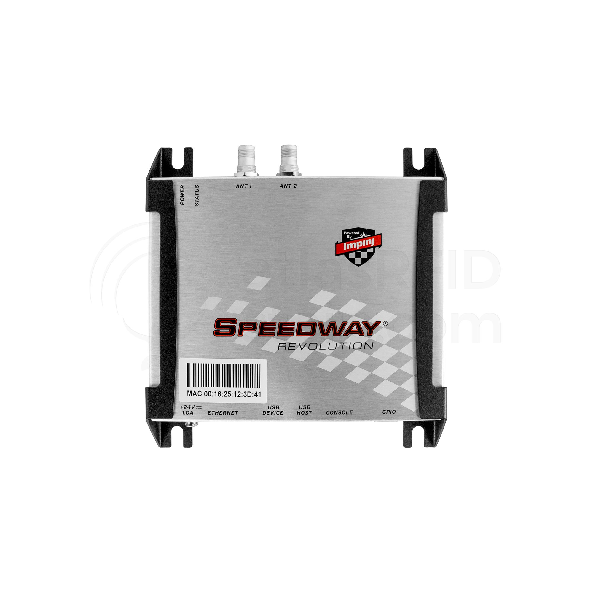 Impinj Speedway Revolution R220 UHF RFID Reader (2 Port) by Impinj
