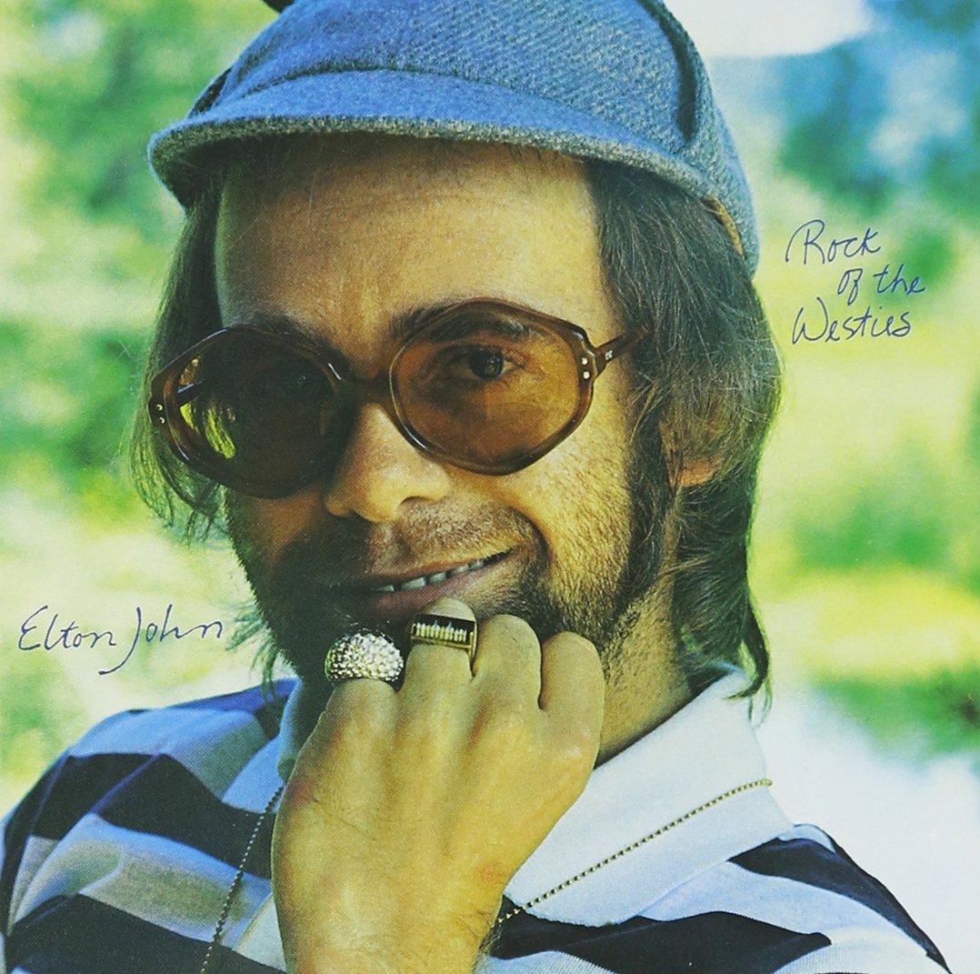 CD : Elton John - Rock Of The Westies (remaster) (Remastered)