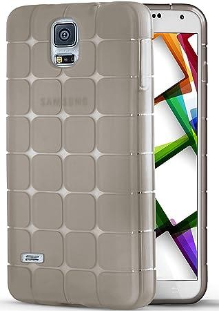 Funda protectora OneFlow para funda Samsung Galaxy S5 / S5 Neo Carcasa silicona TPU 1,5mm | Accesorios cubierta protección móvil | Cubierta trasera ...
