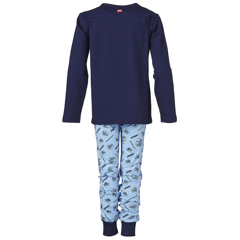 LEGO Wear Friends - Pijama de dos piezas para niño, color blau (midnight blue 588), talla 4 años (104 cm): Amazon.es: Ropa y accesorios
