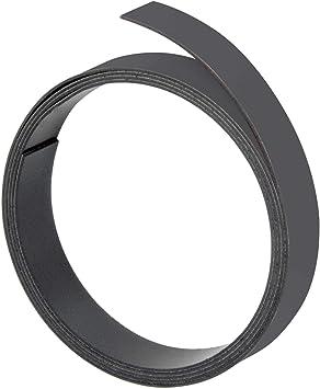 MAUL Magnetband schwarz Breite: 15 mm Länge: 10 m