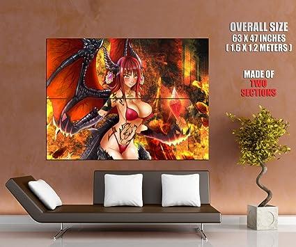 Amazon.com: World of Warcraft Succubus de chica sexy hembra ...