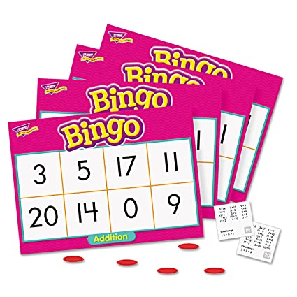 TREND Young Learner Bingo Game