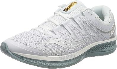 Saucony Hurricane ISO 4, Zapatillas de Running para Hombre: Amazon ...