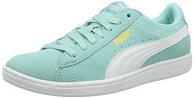 damen sneakers blau puma