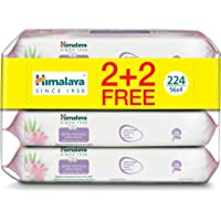 Himalaya Gentle Baby Wipes, 4 Pieces - Pack of 1