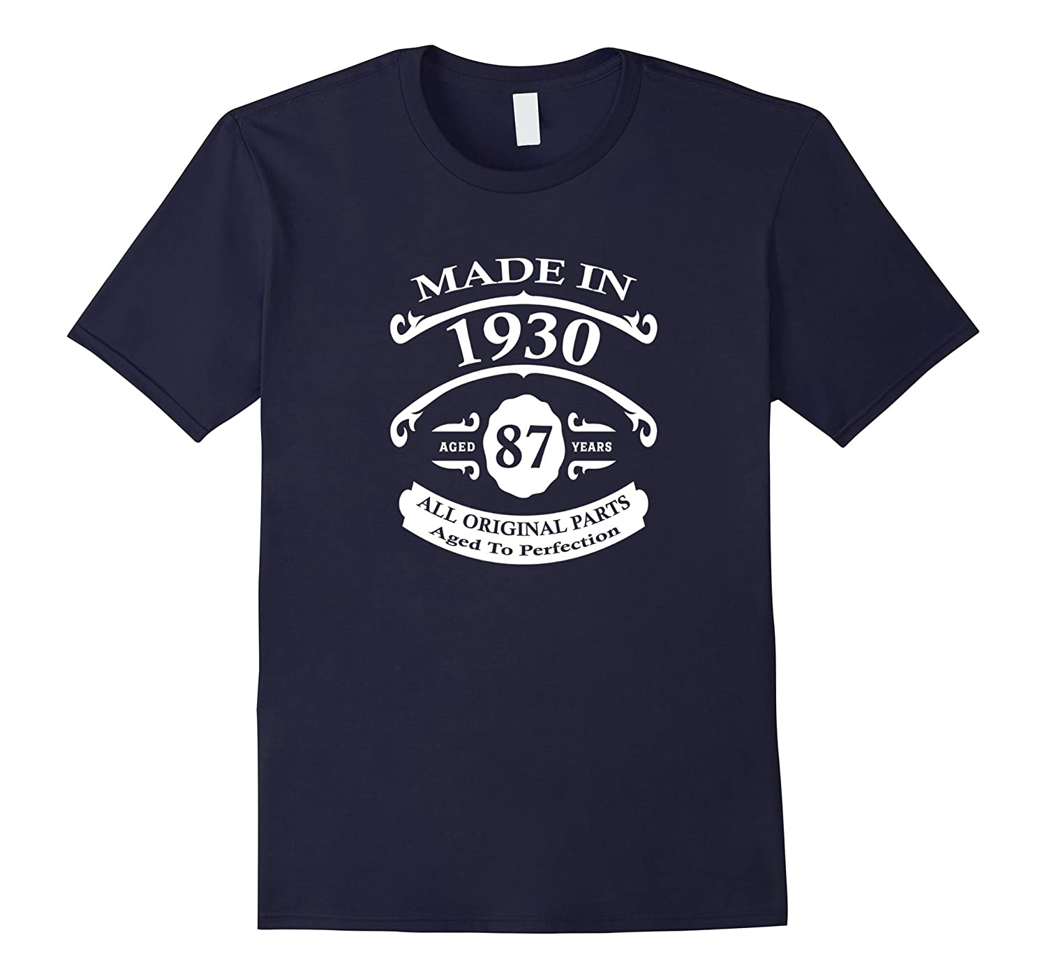 87th Birthday Gift T-Shirt-TH