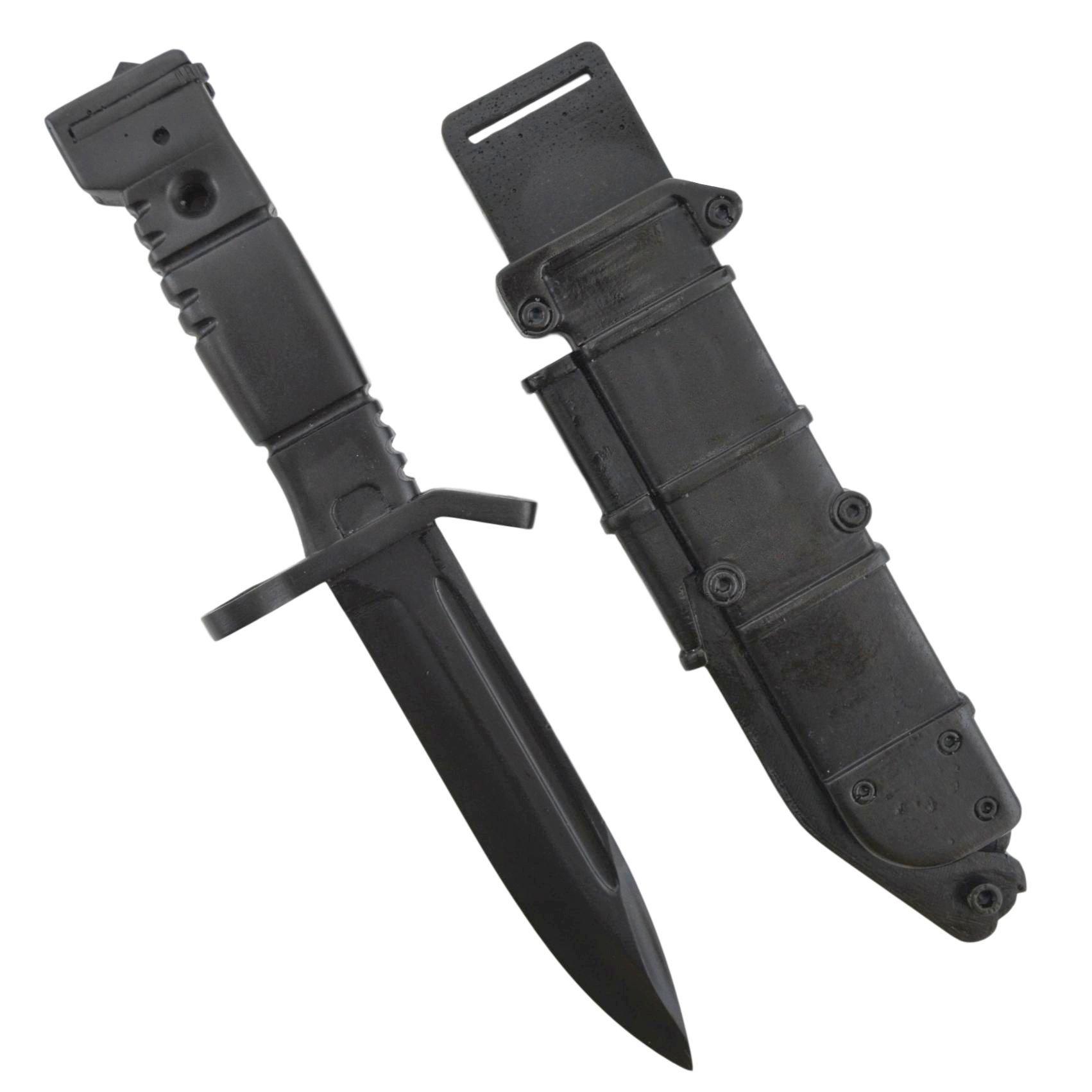 Ratnik Bayonet AK 6x9 Russian Army Training Knife Replica