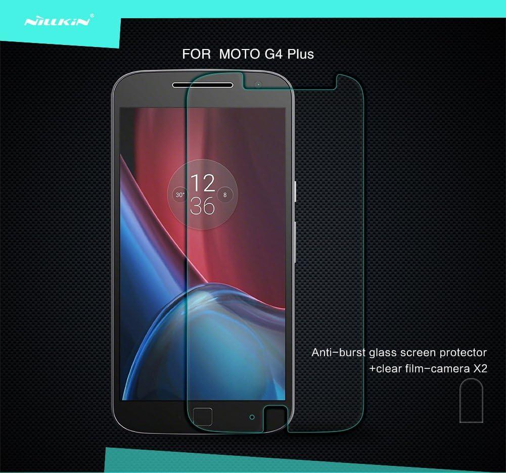 Protector de Pantalla Motorola Moto G4 / G4 Plus, Nillkin ...