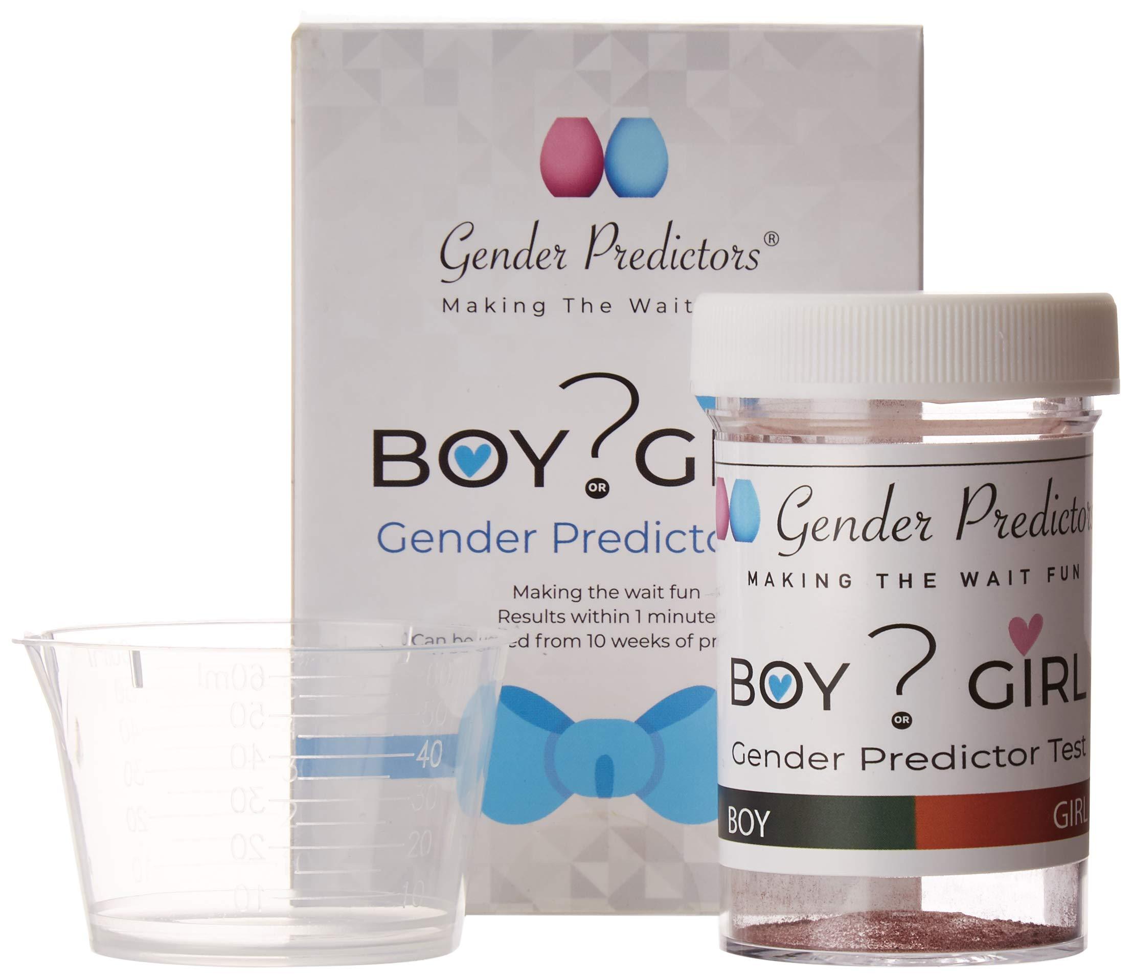 Baby Gender Predictor Test - Boy or Girl Baby Gender