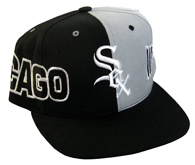 ac85b5a488f69 American Needle Vintage Snapback Cap White Sox  Amazon.co.uk  Clothing
