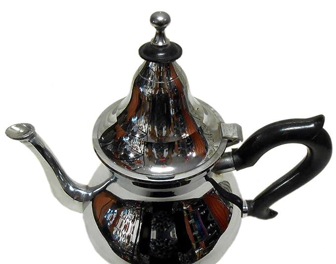 Amazon.com: Té Vasos de servir & servir té marroquí Pot ...