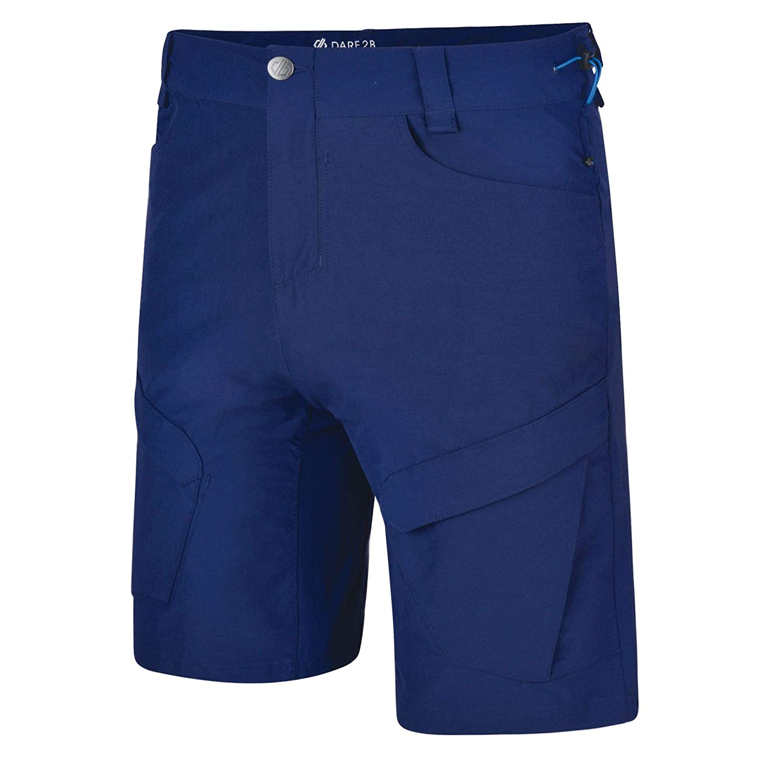 Dare 2b Mens Tuned in Ii Water Repellent Multi Pocket Hiking Outdoor Active Shorts