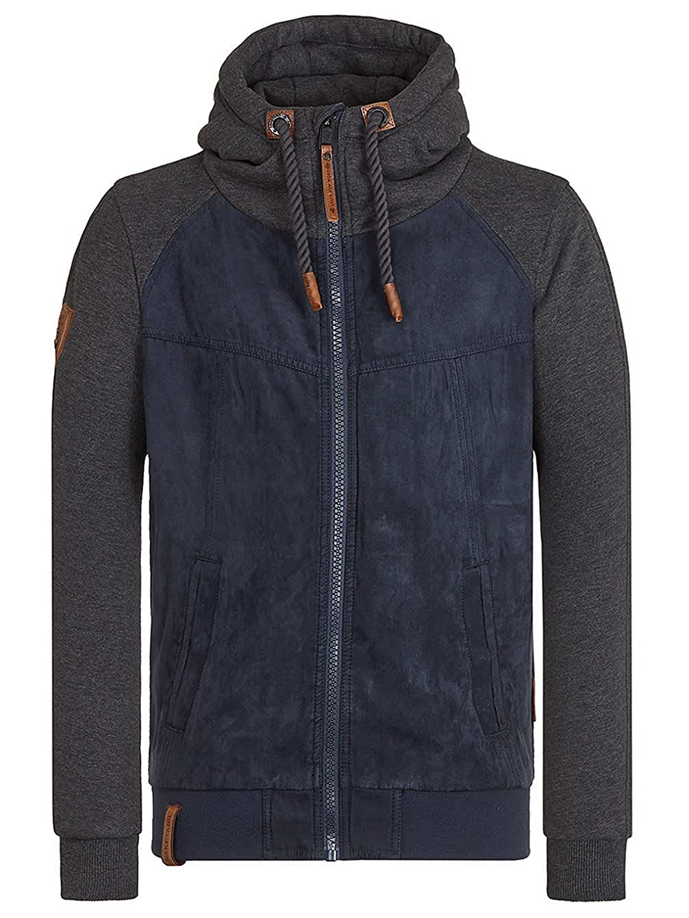 Naketano Men's Jacket Trallafitti Titti II 1700-0515