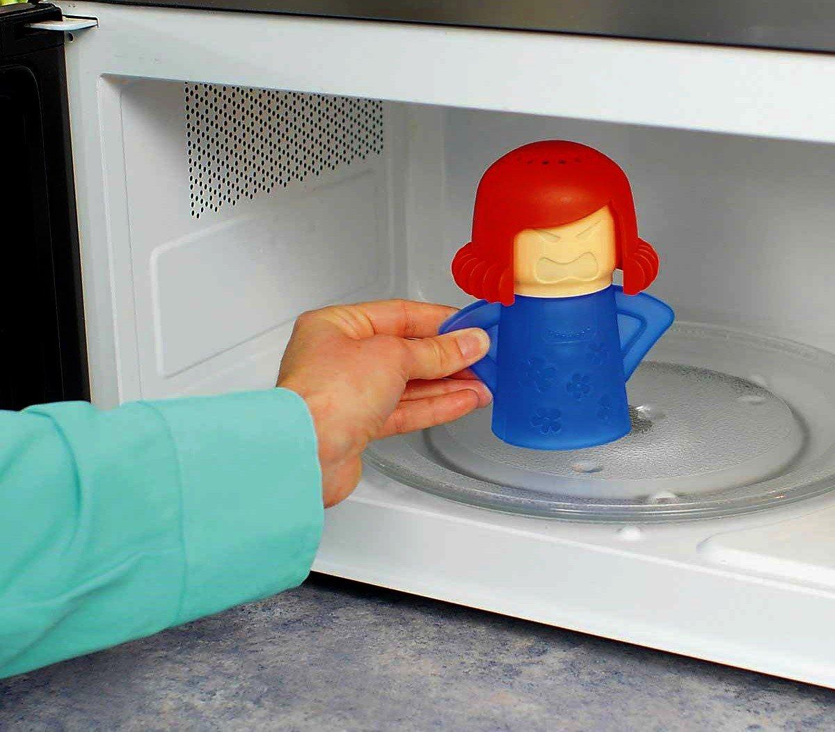 179108 Accesorio de plástico para la limpieza de microondas CLEAN ...