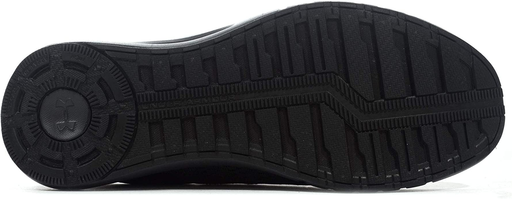 Under Armour Herren Micro G Pursuit Laufschuhe, flexible und gepolsterte Sportschuhe für schnelle Läufe, atmungsaktive Joggingschuhe