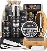 Isner Mile Beard Kit for Men, Grooming & Trimming Tool Complete