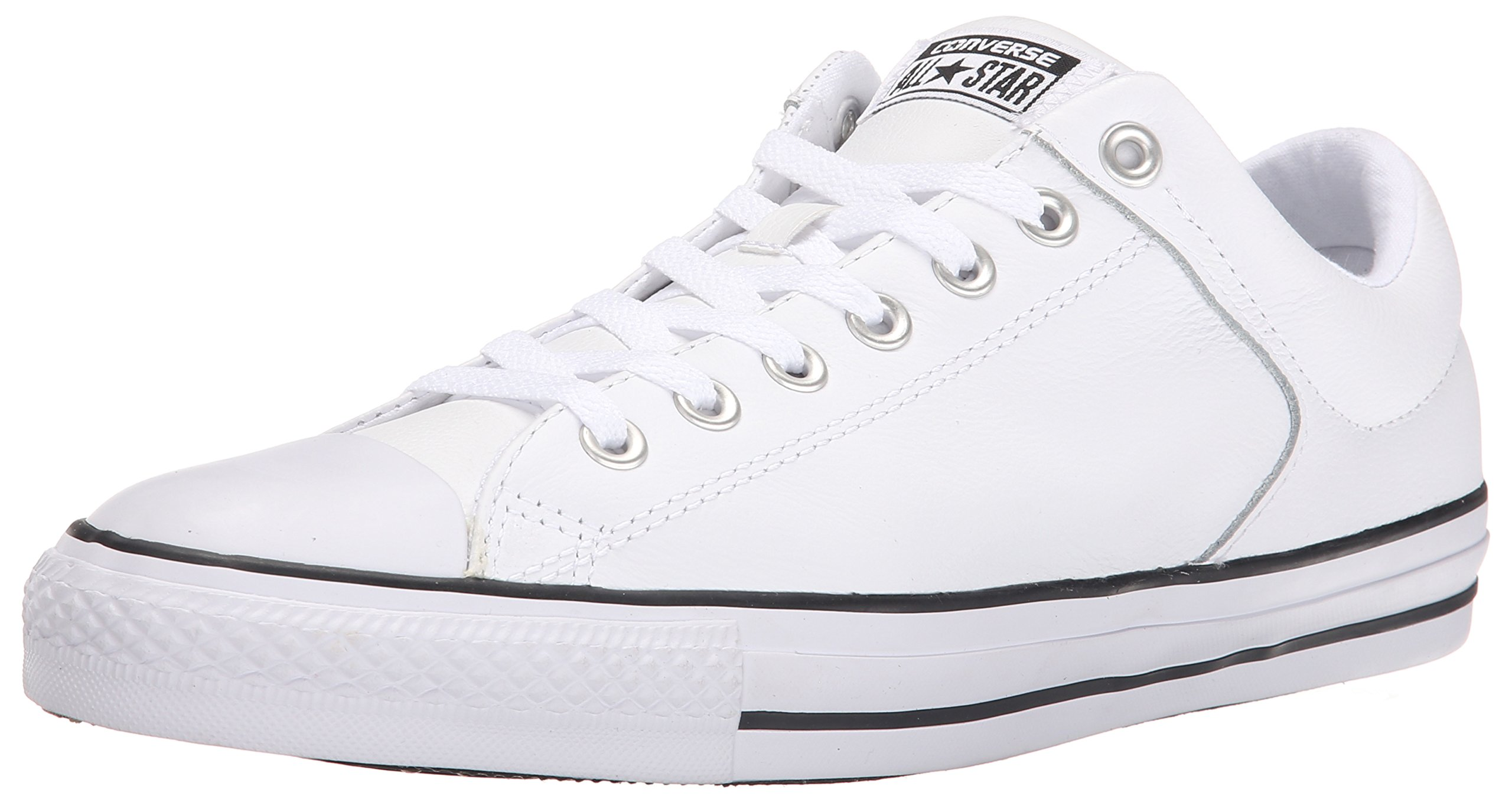 9fed798622079a Galleon - Converse Men s Street Leather Low Top Sneaker