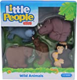 Fisher Price Little People Wild Animals