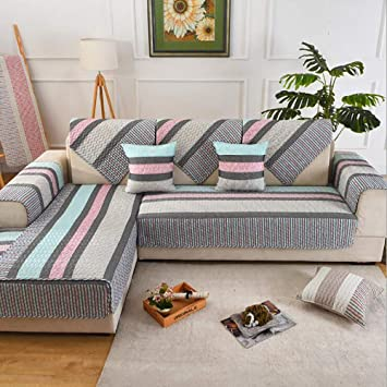 Amazon.com: GAOJIN Stretch Sofa Cover,Stylish Furniture ...