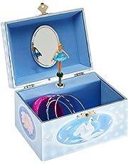 JewelKeeper Rectangular Musical Box