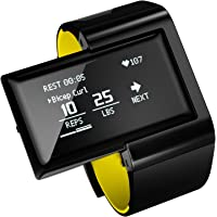 Atlas Wristband 2: Digital Trainer + Heart Rate Band Smart Watch
