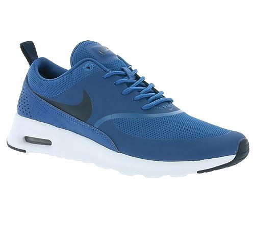 Nike Air Max Thea Sneaker Damen Weiss Schwarz F108